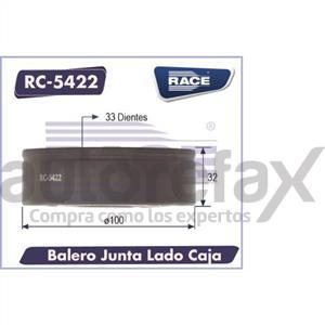 BALERO HOMOCINETICO RACE - RC5422