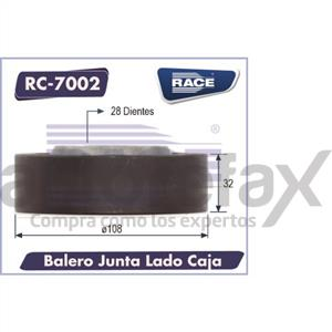 BALERO HOMOCINETICO RACE - RC7002
