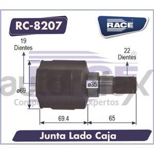 JUNTA HOMOCINETICA RACE - RC8207