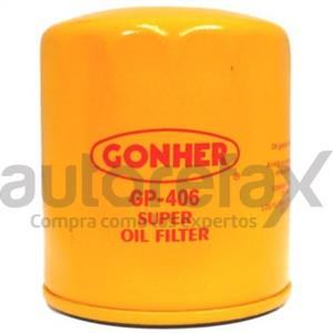 FILTRO DE ACEITE GONHER - GP406M