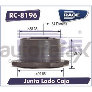 BALERO HOMOCINETICO RACE - RC8196