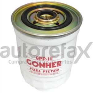 FILTRO DE COMBUSTIBLE GONHER - GPP111M