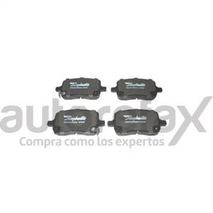 BALATA FRENO DE DISCO RAYBESTOS - 82701160PG