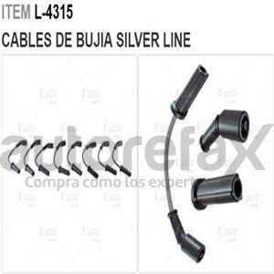 CABLES DE BUJIA LANCER - L4315