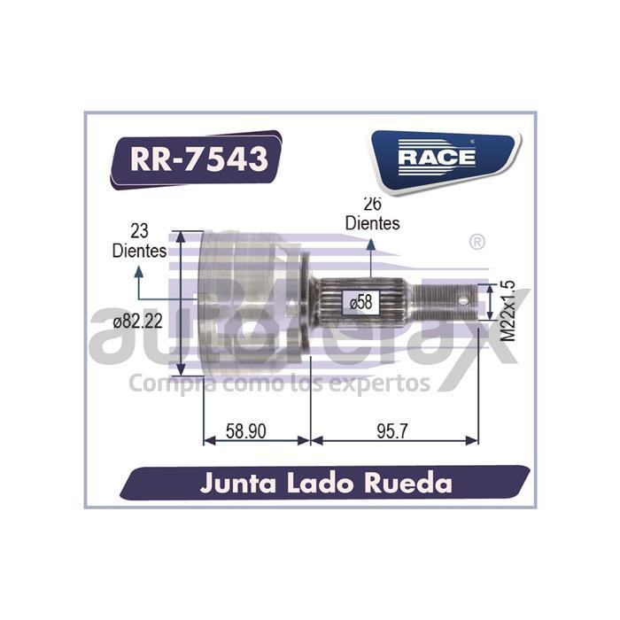 JUNTA HOMOCINETICA RACE - RR7542