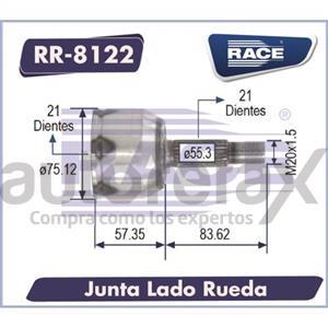 JUNTA HOMOCINETICA RACE - RR8122