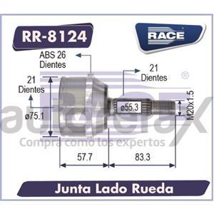 JUNTA HOMOCINETICA RACE - RR8124