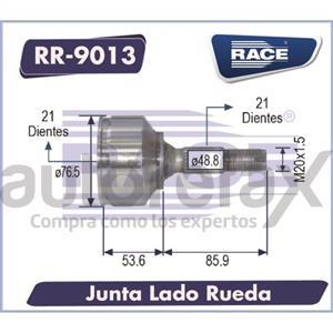 JUNTA HOMOCINETICA RACE - RR9013