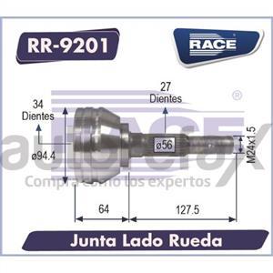 JUNTA HOMOCINETICA RACE - RR9201