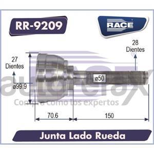 JUNTA HOMOCINETICA RACE - RR9209