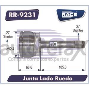 JUNTA HOMOCINETICA RACE - RR9231