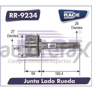 JUNTA HOMOCINETICA RACE - RR9234