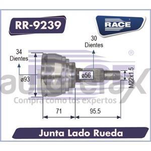 JUNTA HOMOCINETICA RACE - RR9239
