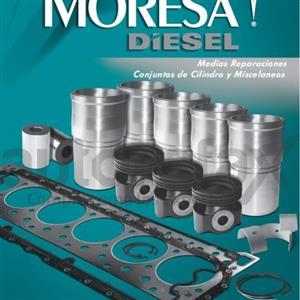 MEDIA REPARACION PARA MOTOR MORESA - CMR7626B025