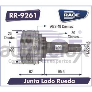 JUNTA HOMOCINETICA RACE - RR9261