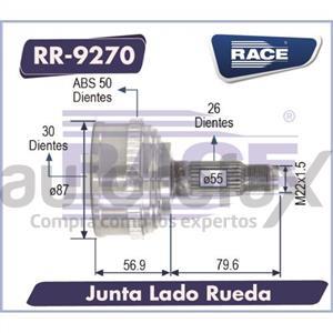 JUNTA HOMOCINETICA RACE - RR9270