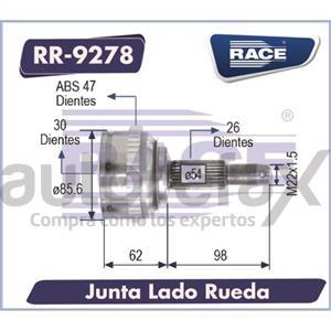 JUNTA HOMOCINETICA RACE - RR9278