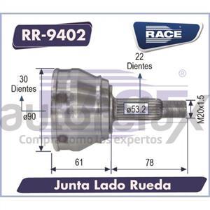 JUNTA HOMOCINETICA RACE - RR9402