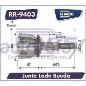 JUNTA HOMOCINETICA RACE - RR9403