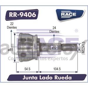 JUNTA HOMOCINETICA RACE - RR9406