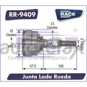 JUNTA HOMOCINETICA RACE - RR9409