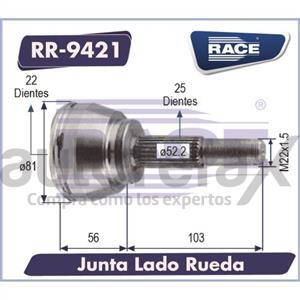 JUNTA HOMOCINETICA RACE - RR9421