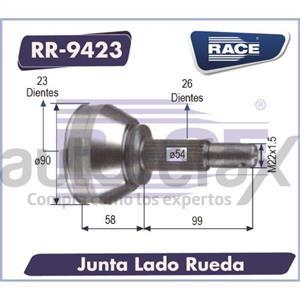 JUNTA HOMOCINETICA RACE - RR9423