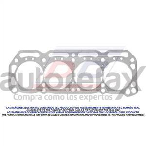 JUNTA DE CABEZA DE MOTOR DC - CA1213G