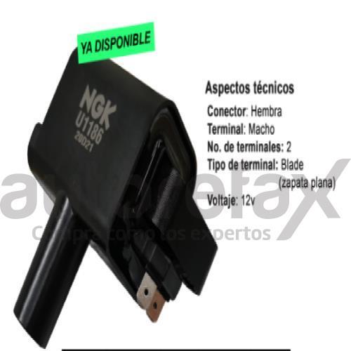 BOBINA ESTADO SOLIDO - ALTA ENERGIA NGK - U1186