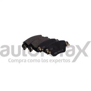 BALATA FRENO DE DISCO RUVILLE - D00013200