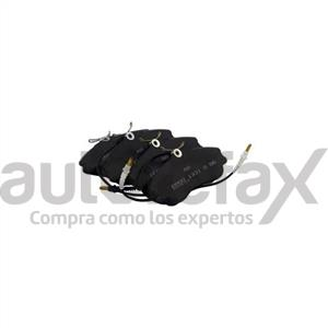 BALATA FRENO DE DISCO RUVILLE - D00013310