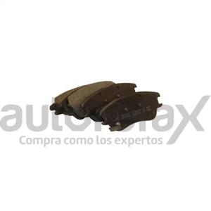 BALATA FRENO DE DISCO RUVILLE - D00012020