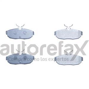 BALATA FRENO DE DISCO RUVILLE - D10827987