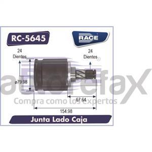 JUNTA HOMOCINETICA RACE - RC5645