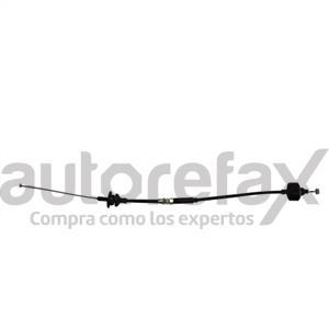 CHICOTE O CABLE DE EMBRAGUE CAHSA - VW325
