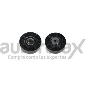 POLEA LOCA DE DISTRIBUCION ABS PLASTICA - MX90324097