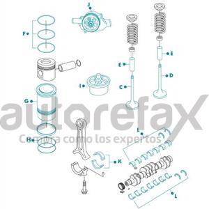 VALVULA DE ESCAPE MORESA - MD23507504