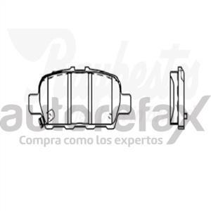 BALATA FRENO DE DISCO RAYBESTOS - 85011393PG