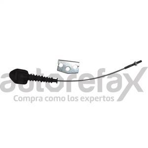 CHICOTE O CABLE DE FRENO DE MANO CAHSA - GM629