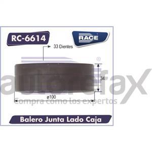BALERO HOMOCINETICO RACE - RC6614