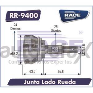 JUNTA HOMOCINETICA RACE - RR9400