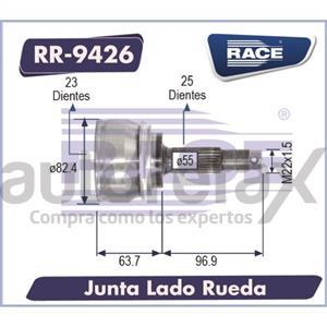 JUNTA HOMOCINETICA RACE - RR9426
