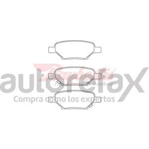 BALATA FRENO DE DISCO RAYBESTOS - 79371033SM