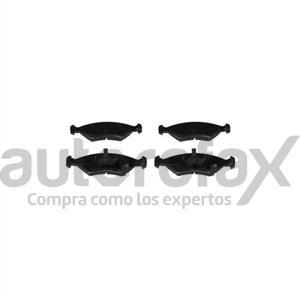 BALATA FRENO DE DISCO WAGNER - WX649
