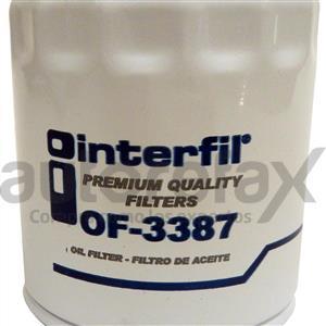 FILTRO DE ACEITE INTERFIL - OF3387
