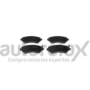 BALATA FRENO DE DISCO WAGNER - WX856
