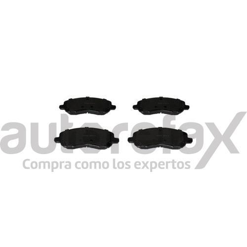 BALATA FRENO DE DISCO WAGNER - WX866