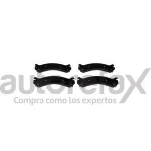 BALATA FRENO DE DISCO WAGNER - WX909